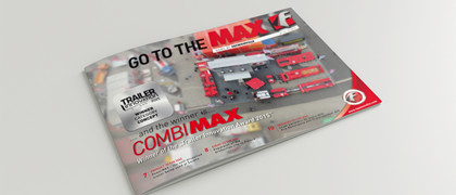 """Go to the MAX"" nr. 23 - The news magazine by the Faymonville Group"