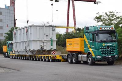 108 axle lines from Cometto to Hareket!