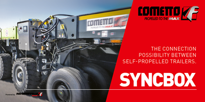 The SyncBox by Cometto: the alternative