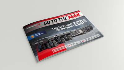 """Go to the MAX"" nr. 31 - The news magazine by the Faymonville Group"